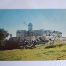 Postales: POSTAL CUBA - CIENFUEGOS - EL CASTILLO DE JAGUA - LAS VILLAS - SIN CIRCULAR. Lote 195188058