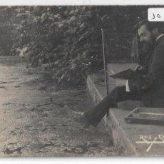 Postales: PINTOR ANTONI ROS I GÜELL - P30066. Lote 195217496
