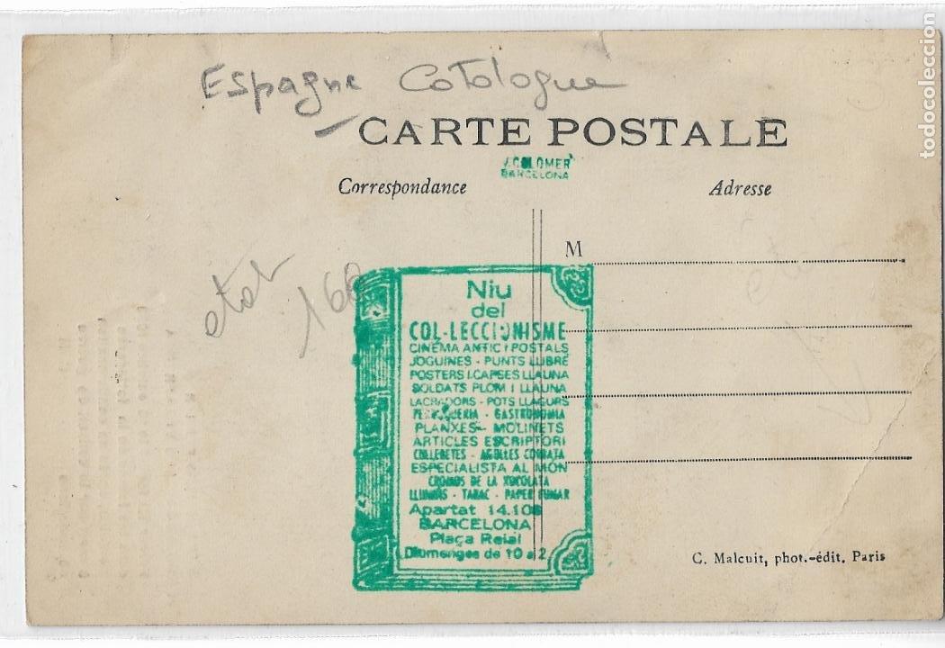 Postales: FRANCESC FERRER I GUÀRDIA Y SOLEDAD VILLAFRANCA - P30052 - Foto 2 - 195217971