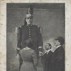 Postales: POSTAL EUGENIO ARCEAU, EL GIGANTE VENDÉEN. TORIGNY (VENDÉE) FRANCIA. 14'5 X 9'5 CM. . Lote 195265388