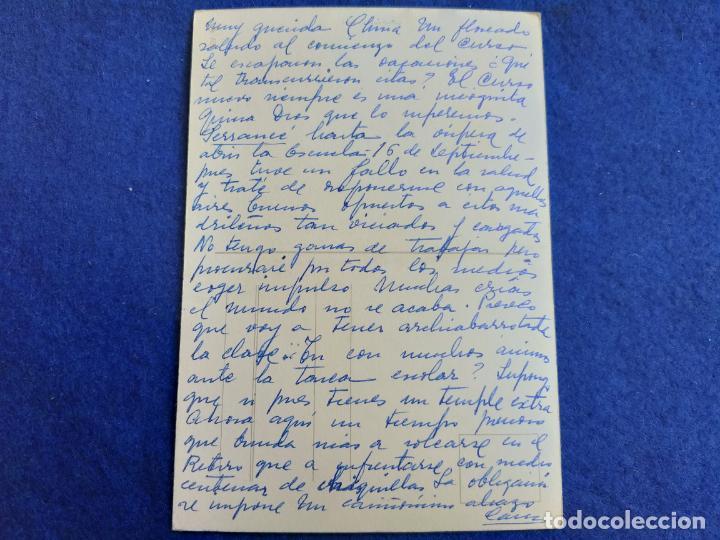 Postales: Postal antigua de Flores. Ramo de gladiolos. - Foto 2 - 195525321