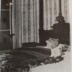 Postales: ANGEL GUIMERA-POSTAL CONMEMORATIVA DE SU MUERTE-ED·POLIGLOTA-REVERSO EN BLANCO-(68.685). Lote 196660131