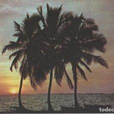 Postales: LOTE C- POSTAL CUBA PREFRANQUEADA PLAYA BIBIJAGUA. Lote 198611316