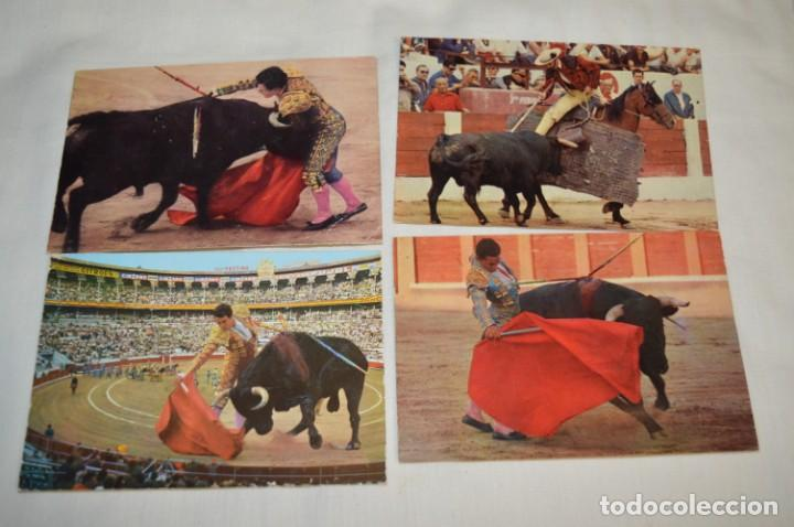 Postales: Siglo pasado - En COLOR - 25 TARJETAS POSTALES / Originales / Toreos de la época y variados ¡MIRA! - Foto 2 - 199669473