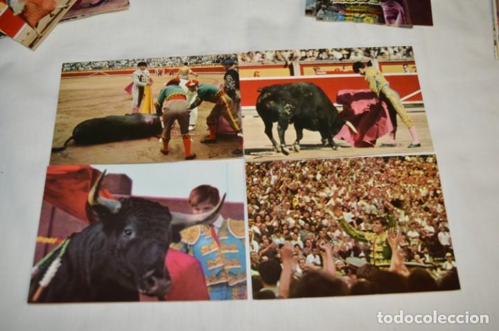 Postales: Siglo pasado - En COLOR - 25 TARJETAS POSTALES / Originales / Toreos de la época y variados ¡MIRA! - Foto 3 - 199669473