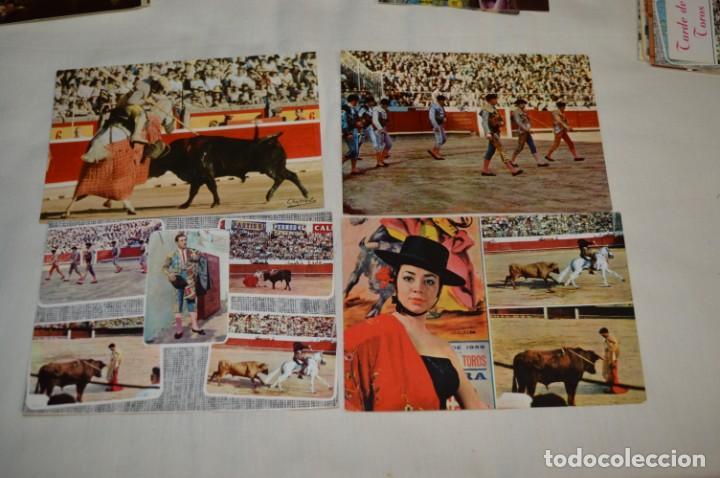 Postales: Siglo pasado - En COLOR - 25 TARJETAS POSTALES / Originales / Toreos de la época y variados ¡MIRA! - Foto 4 - 199669473