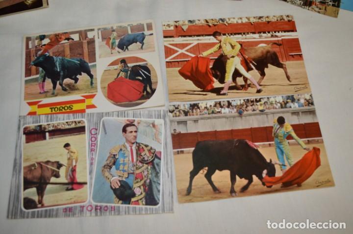Postales: Siglo pasado - En COLOR - 25 TARJETAS POSTALES / Originales / Toreos de la época y variados ¡MIRA! - Foto 6 - 199669473