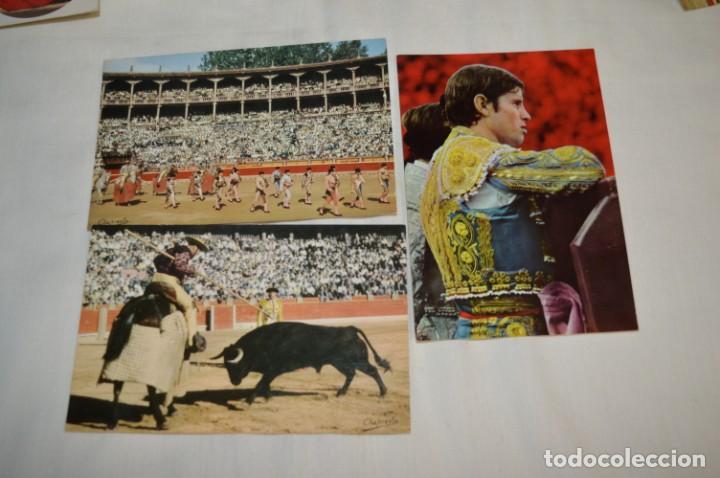 Postales: Siglo pasado - En COLOR - 25 TARJETAS POSTALES / Originales / Toreos de la época y variados ¡MIRA! - Foto 7 - 199669473