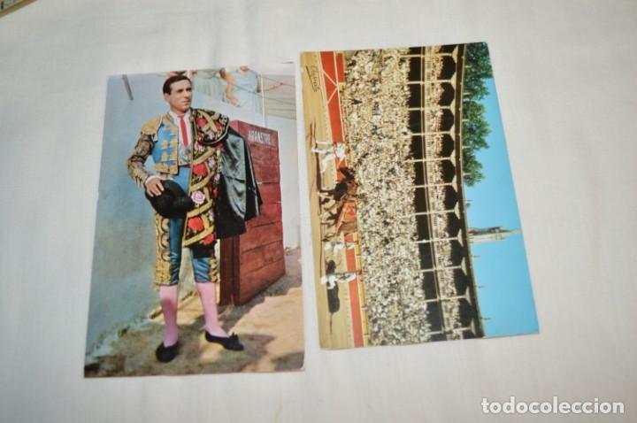 Postales: Siglo pasado - En COLOR - 25 TARJETAS POSTALES / Originales / Toreos de la época y variados ¡MIRA! - Foto 8 - 199669473