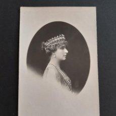 Cartes Postales: POSTAL VICTORIA EUGENIA DE BATTENBERG - NO CIRCULADA - FOTO FRANZEN. Lote 203624962