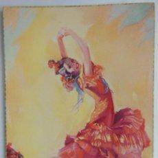 Postales: ANTIGUA POSTAL : ANDALUCIA, EL BAILE - ARTURO BALLESTER. JDP 2700. Lote 204421160