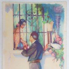 Postales: ANTIGUA POSTAL : ANDALUCIA, EL CORTEJO - ARTURO BALLESTER. JDP 2700. Lote 204421208