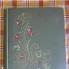 Postales: ALBUM DE POSTALES HACIA 1905 24 X 29 CMTS. Lote 204647570
