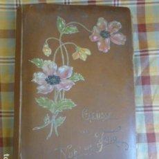 Postales: ALBUM DE POSTALES HACIA 1905 24 X 41 CMTS. Lote 204647640