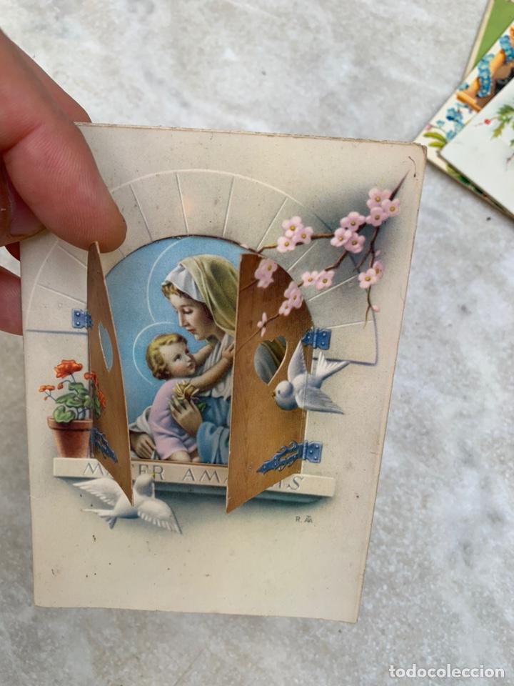 Postales: Tarjeta Postal objeto tridimensional felicitación - Foto 2 - 205354518