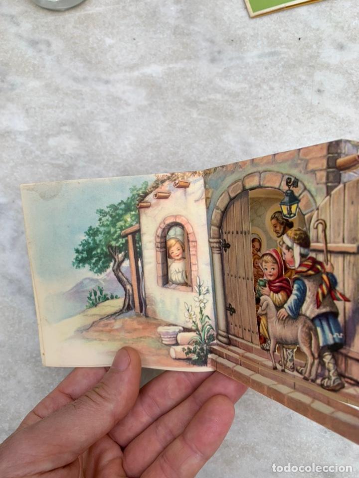 Postales: Tarjeta Postal objeto tridimensional felicitación - Foto 3 - 205355728