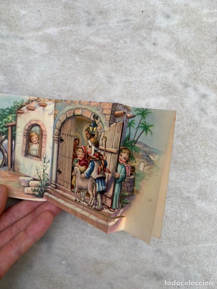 Postales: Tarjeta Postal objeto tridimensional felicitación - Foto 4 - 205355728