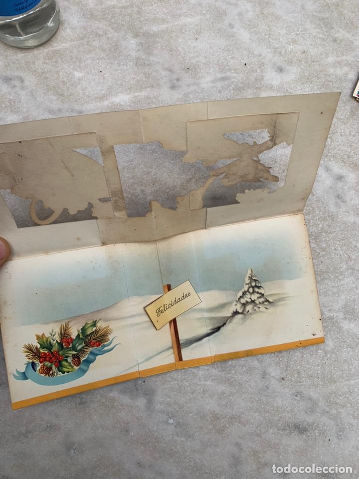 Postales: Tarjeta Postal objeto tridimensional felicitación - Foto 4 - 205355953
