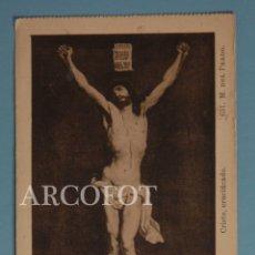 Postales: ANTIGUA POSTAL - ALONSO CANO - CRISTO CRUCIFICADO - 631 MUSEO DEL PRADO - LA DE LAS FOTOS. Lote 206442062