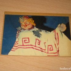 Postales: BACCHUS- ROD PUPPET. HUNGARY. Lote 207238913