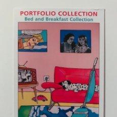 Postales: POSTAL PUBLICITARIA PORTFOLIO COLLECTION. Lote 212160963
