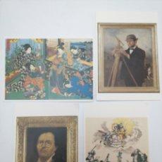 Postales: MUSEO ÓPTICO DE ZEISS-WERKE , OBERKOCHEN. Lote 212408991
