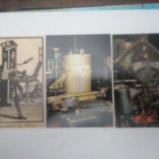 Postales: 3 INTERESANTES POSTALES SOBRE LA IMPRENTA DE LOS AÑOS 1695, 1888, 1898, IMPR. EN ALEMANIA, BY GAVEL. Lote 214130146
