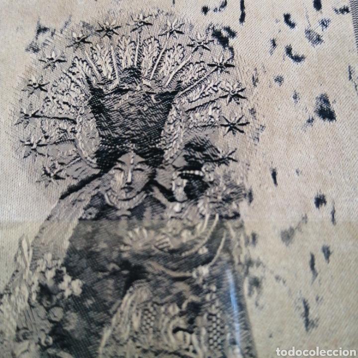 Postales: Virgen de los Desamparados es una advocación de la Virgen María. Es la patrona de VALENCIA en tela - Foto 4 - 217223546