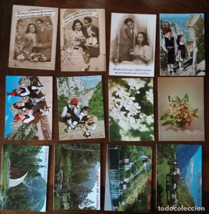 Postales: LOTE MAS DE 80 POSTALES NUEVAS VARIADAS VED FOTOGRAFÍAS - Foto 3 - 220266562