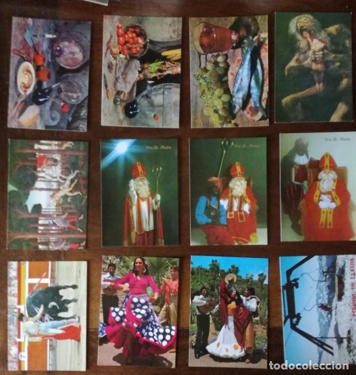 Postales: LOTE MAS DE 80 POSTALES NUEVAS VARIADAS VED FOTOGRAFÍAS - Foto 4 - 220266562