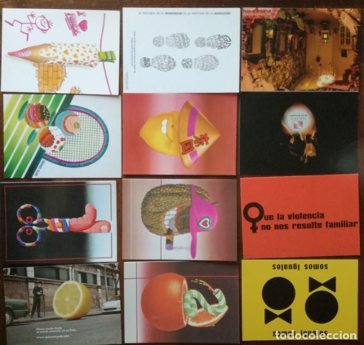 Postales: LOTE MAS DE 80 POSTALES NUEVAS VARIADAS VED FOTOGRAFÍAS - Foto 6 - 220266562