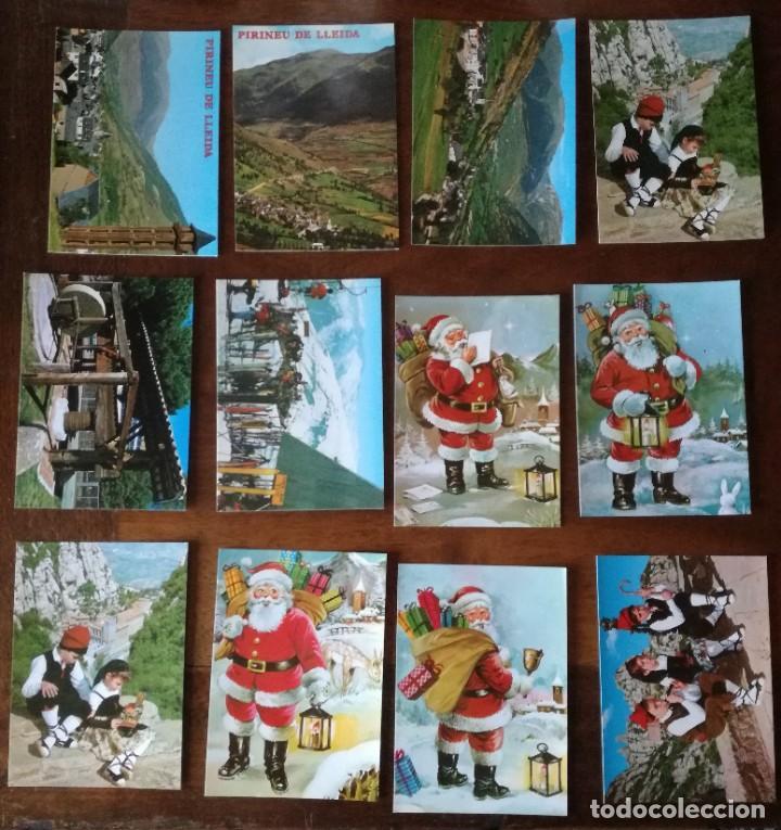 Postales: LOTE MAS DE 80 POSTALES NUEVAS VARIADAS VED FOTOGRAFÍAS - Foto 7 - 220266562
