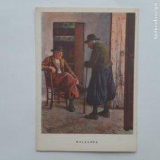 Postales: ANTIGUA POSTAL LAS REGIONES ESPAÑOLAS BALEARES VIEJOS AMIGOS P220. Lote 220947210