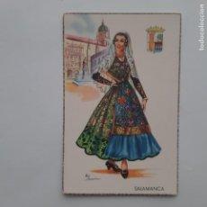 Postales: ANTIGUA POSTAL TRAJES TIPICOS SALAMANCA P229. Lote 220948102