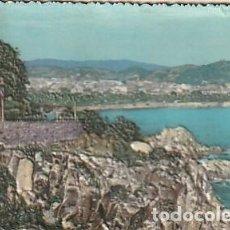 Postales: ANTIGUA POSTAL EN RELIEVE DE SAN FELIU DE GUISOLS EN LA COSTA BRAVA. AÑOS SESENTA. LLOPIS.. Lote 222112990