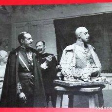Postales: EL REY ALFONSO XIII POSANDO PARA BENLLIURE EN SU ESTUDIO 1919. ARCHIVO MUSEO MARIANO BENLLIURE. Lote 222146983