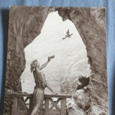 Postales: ALEGORÍA DE LA AUSENCIA 1912. Lote 222149675