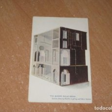 Postales: POSTAL THE QUEEN´S DOLLS HOUSE. Lote 222307278