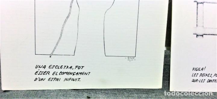Postales: LOTE DE 21 POSTALES DISEÑADAS POR SALVADÓ.AÑOS 70 Y 80.SIN ESCRIBIR.IMP ELITE-GRAFIC Y OTROS - Foto 7 - 222463170