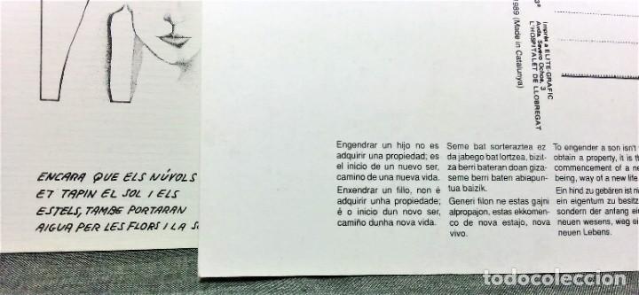 Postales: LOTE DE 21 POSTALES DISEÑADAS POR SALVADÓ.AÑOS 70 Y 80.SIN ESCRIBIR.IMP ELITE-GRAFIC Y OTROS - Foto 13 - 222463170