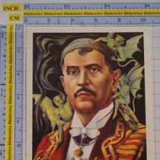 Postales: POSTAL DE CIRCO. CARTEL RETRO VINTAGE 1903 LEGENDARIO ILUSIONISTA PROFESOR BENEVOL 1088. Lote 222500571