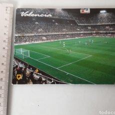 Postales: POSTAL CAMPO DE FÚTBOL MESTALLA 2020. Lote 226232795