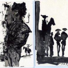 Cartes Postales: SIETE POSTALES-OBRAS DE PICASSO-NUMERDAS IMPRESAS AÑO1961 PARIS(FRANCIA)-NUEVAS NO CIRCULADAS .. Lote 231004945