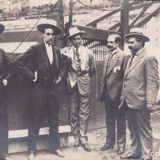 Postales: MATADORES DE TOROS, TOREROS FRANCISCO MARTIN VAZQUEZ, JOSELITO Y ANTONIO FUERTES. Lote 234723670
