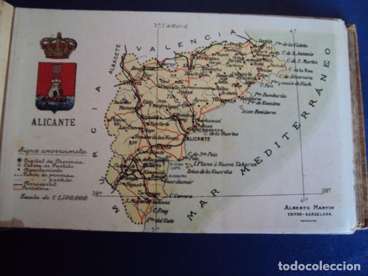 Postales: (RE-210100)Lote de 58 postales de provincias de españa y portugal, años 20s. atlas geografico. - Foto 5 - 236381415