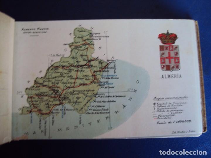 Postales: (RE-210100)Lote de 58 postales de provincias de españa y portugal, años 20s. atlas geografico. - Foto 6 - 236381415