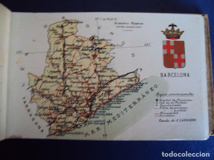 Postales: (RE-210100)Lote de 58 postales de provincias de españa y portugal, años 20s. atlas geografico. - Foto 9 - 236381415