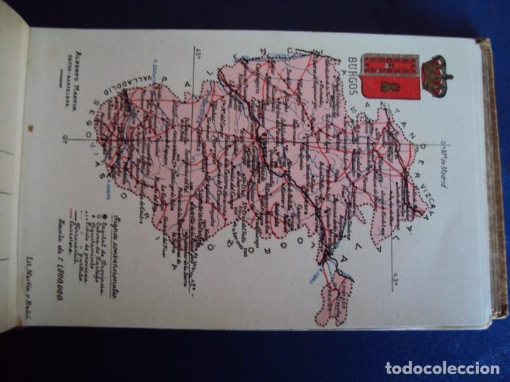 Postales: (RE-210100)Lote de 58 postales de provincias de españa y portugal, años 20s. atlas geografico. - Foto 10 - 236381415