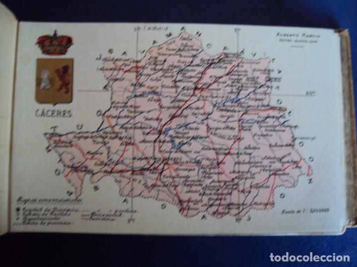 Postales: (RE-210100)Lote de 58 postales de provincias de españa y portugal, años 20s. atlas geografico. - Foto 11 - 236381415
