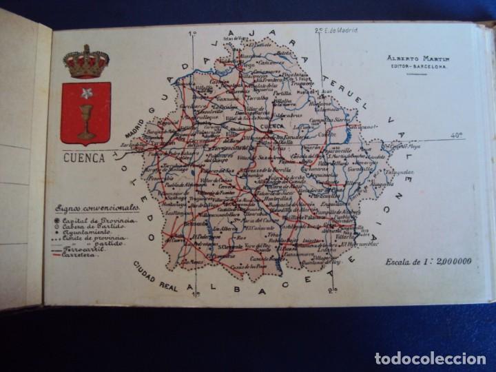 Postales: (RE-210100)Lote de 58 postales de provincias de españa y portugal, años 20s. atlas geografico. - Foto 16 - 236381415